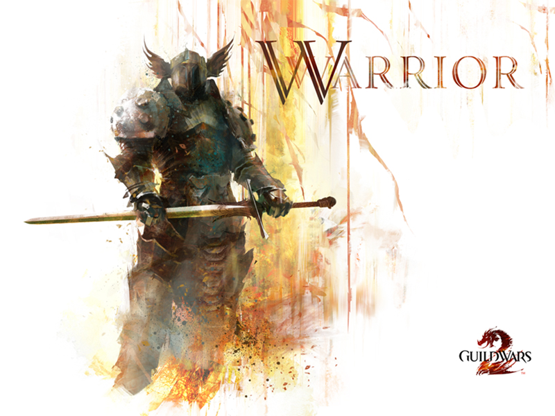 Warrior - GuildWars2Data